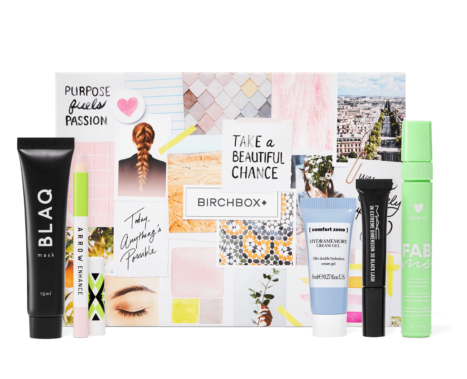 Birchbox January 2019 Curated Box Available Now in the Shop!