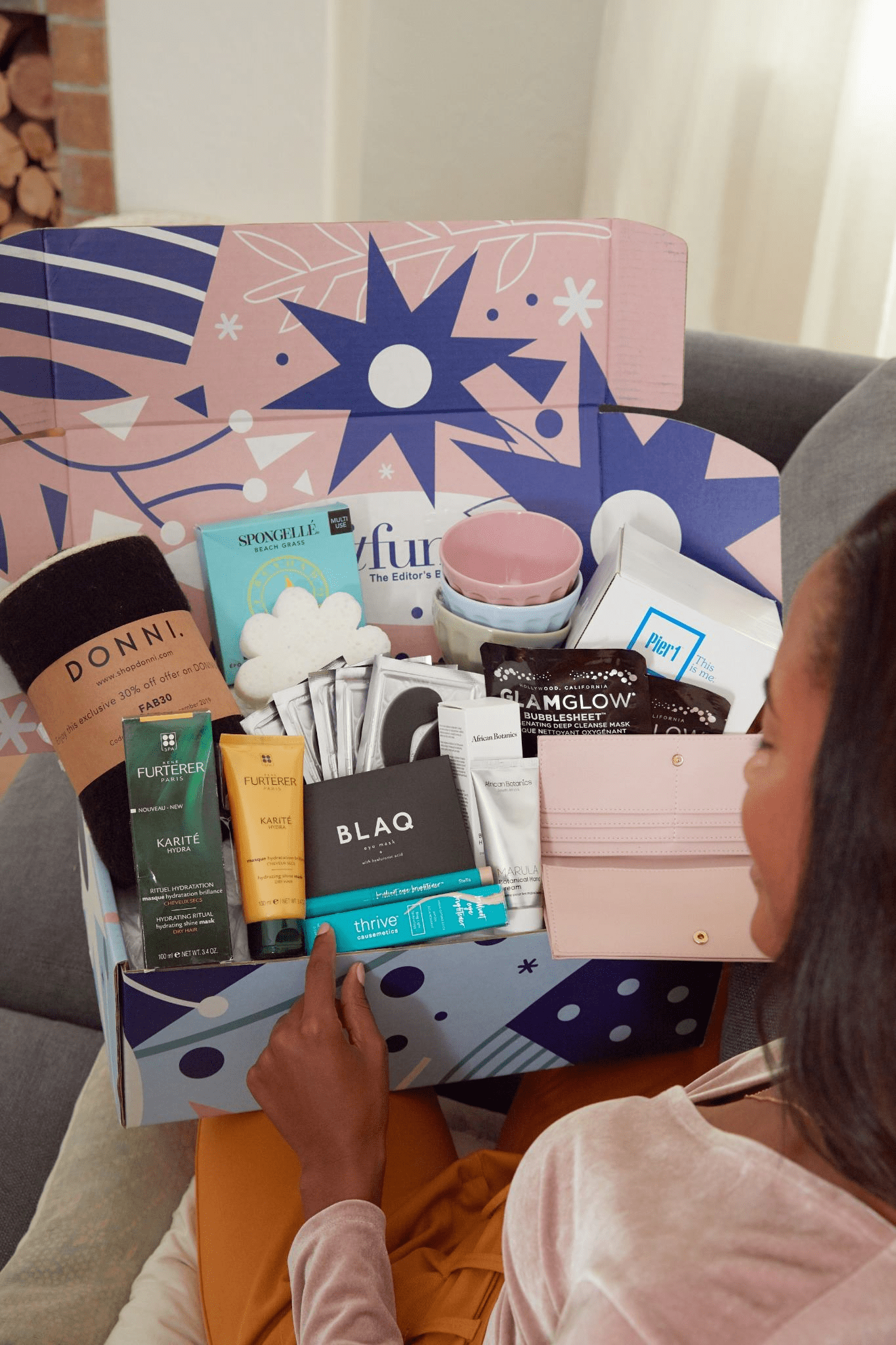 FabFitFun Box Flash Sale: Save 40% on the Winter Editor's Box!