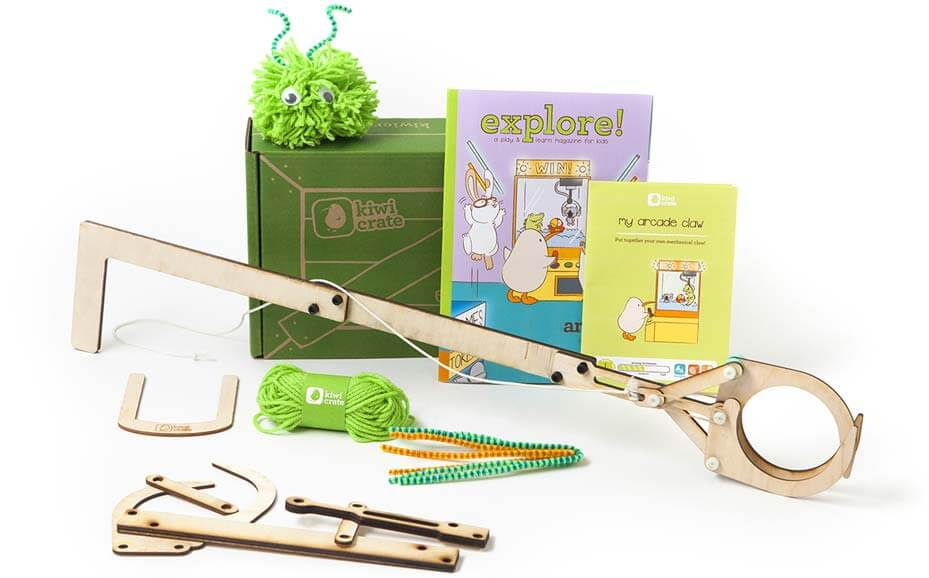 The Best Kids Arts & Crafts Subscription Boxes for 2019