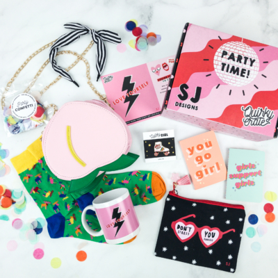 Quirky Crate December 2018 Subscription Box Review + Coupon
