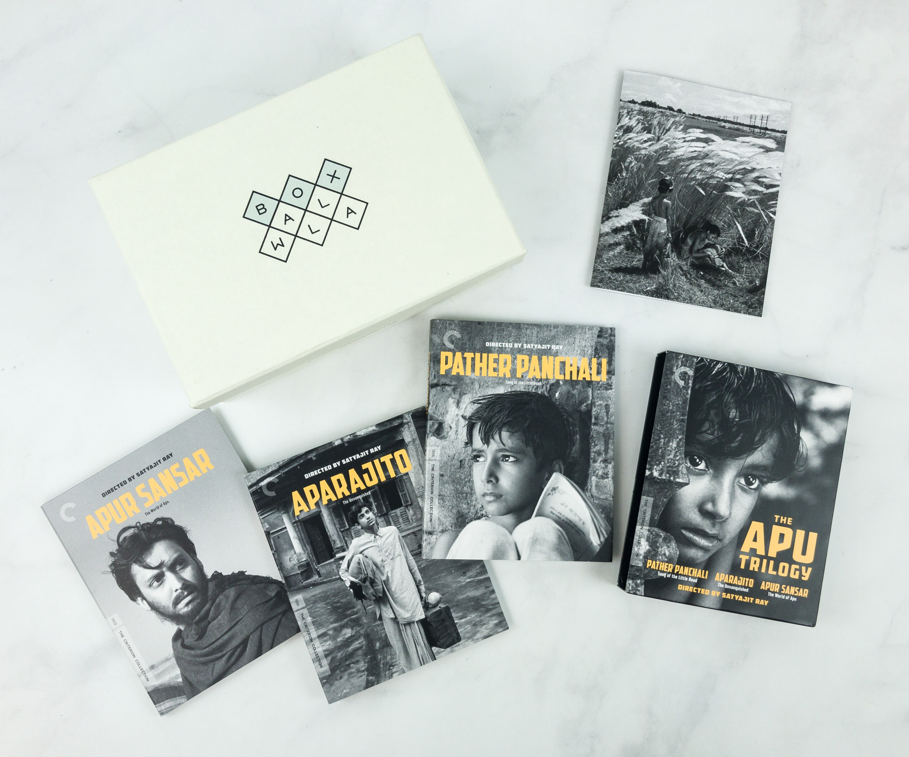 Boxwalla Film December 2018 Subscription Box Review
