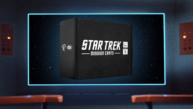 Star Trek: Mission Crate Shipping Update! - hello subscription
