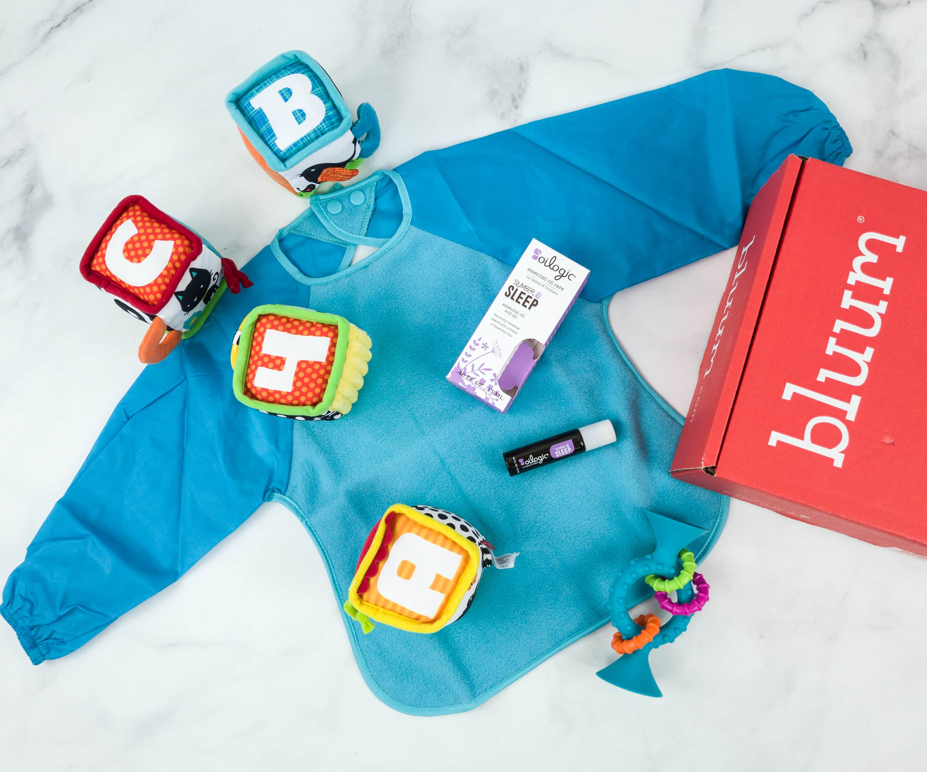 Bluum December 2018 Subscription Box Review + Coupon