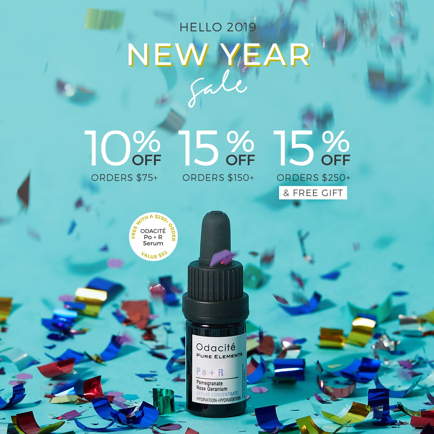 The Detox Market New Year Sale: Get Up To 15% Off + Bonus Item!