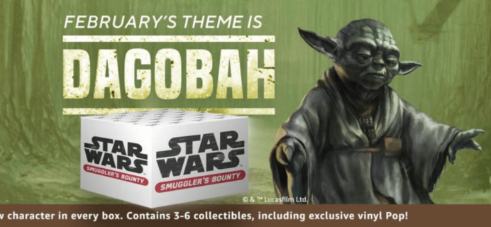 Smuggler's Bounty February 2019 Theme Spoilers!