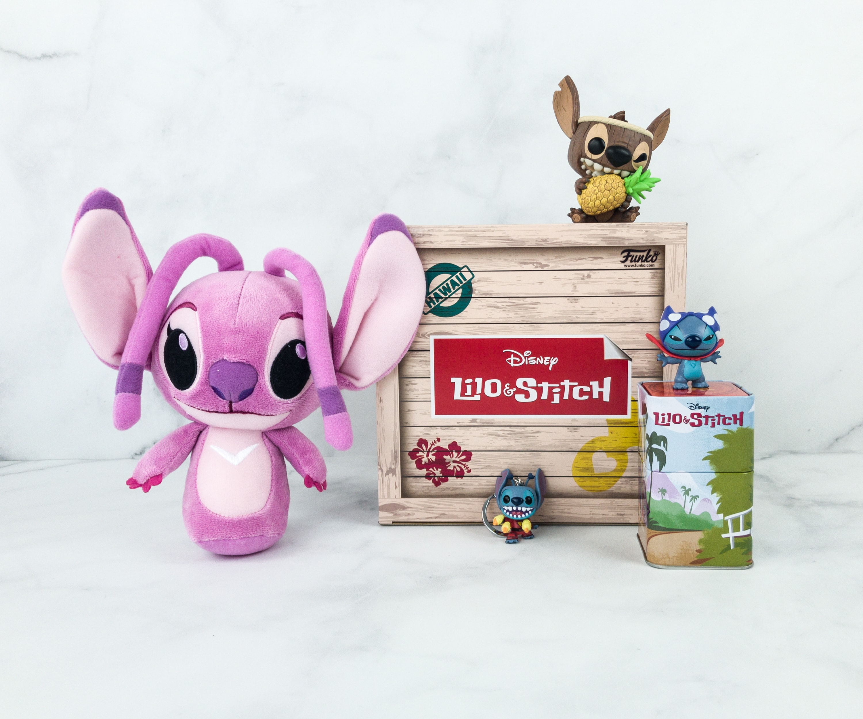 Disney Treasures November 2018 Box Review – Lilo & Stitch!