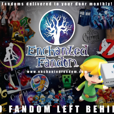 Enchanted Fandom March 2019 Spoilers + Coupon!