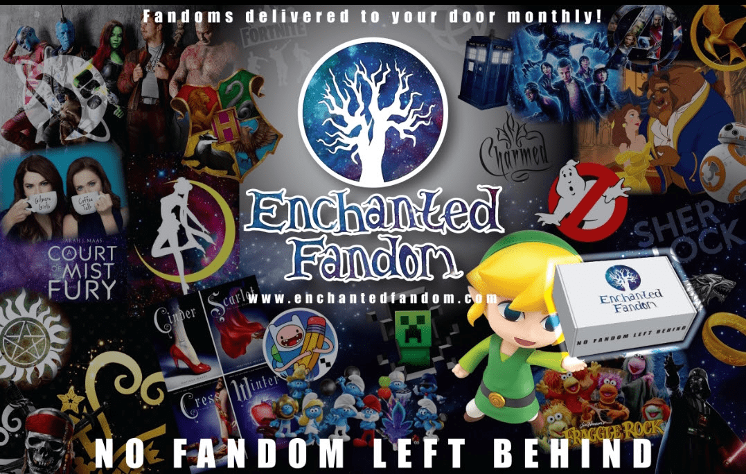 Enchanted Fandom February 2019 Spoiler #2 + Coupon!
