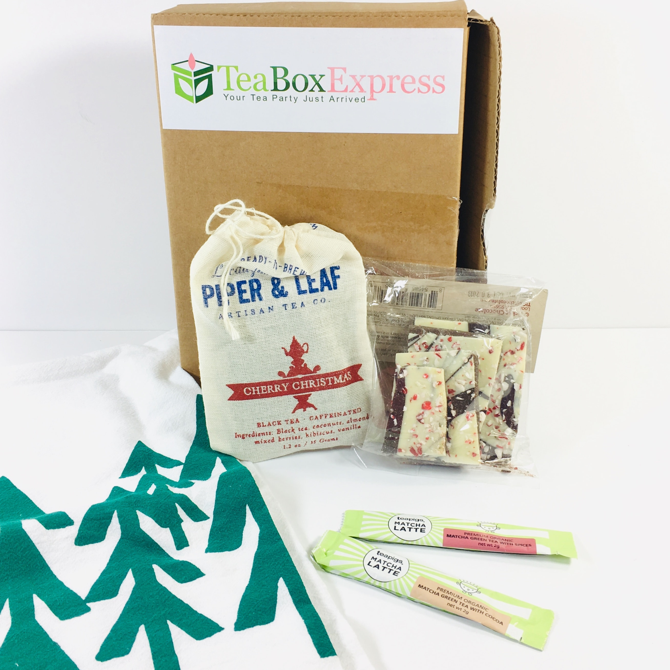 Tea Box Express December 2018 Subscription Review & Coupon