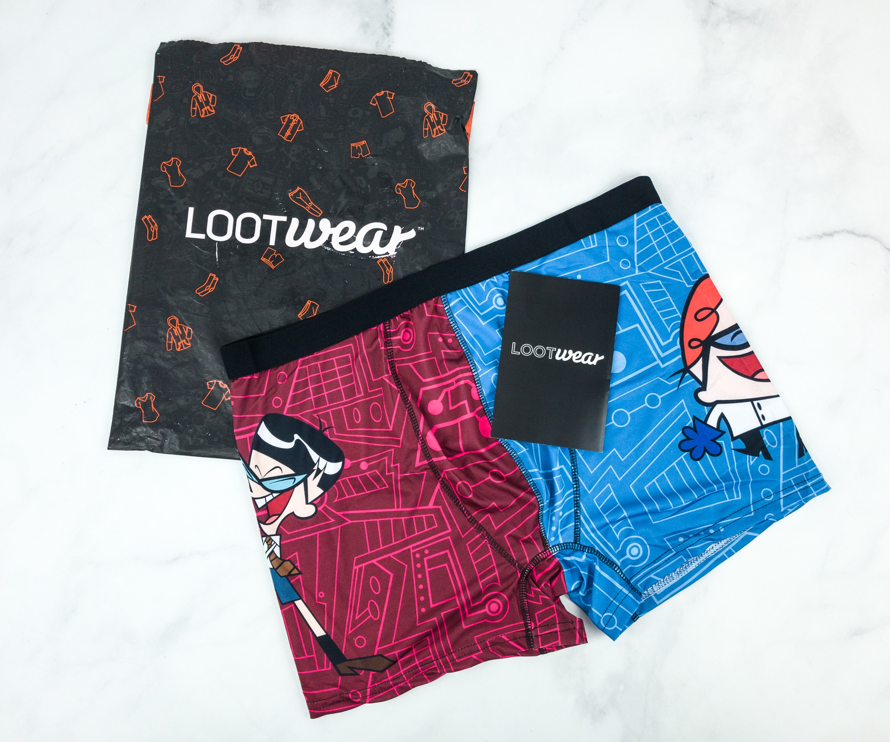 Loot Undies November 2018 Subscription Review + Coupon