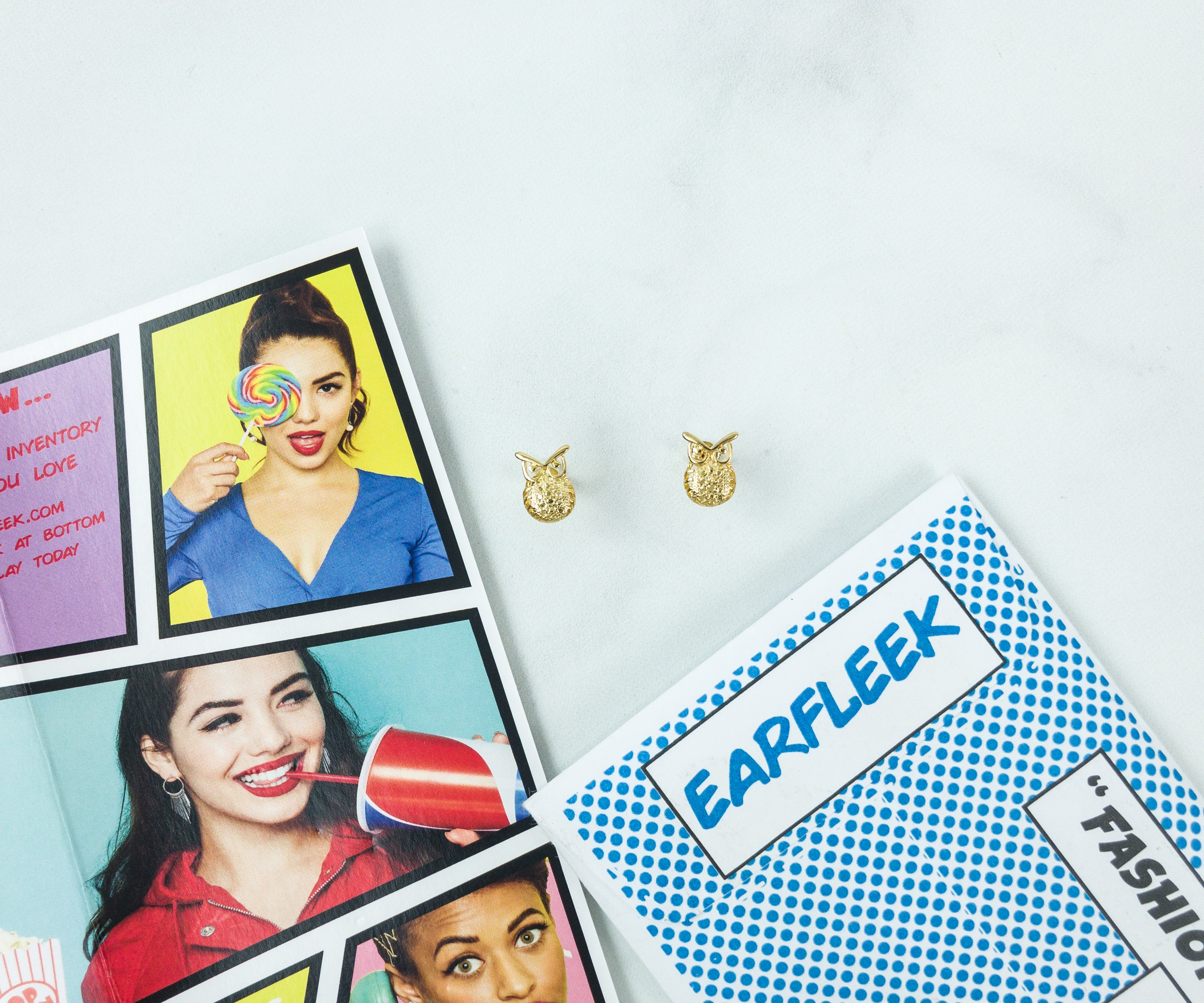 EarFleek Boho Babe December 2018 Subscription Box Review + 50% Off Coupon