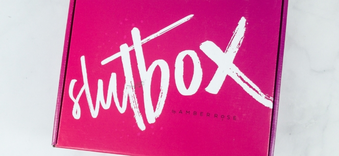 Slutbox by Amber Rose December 2018 Subscription Box Review & Coupon  {Adult & NSFW}