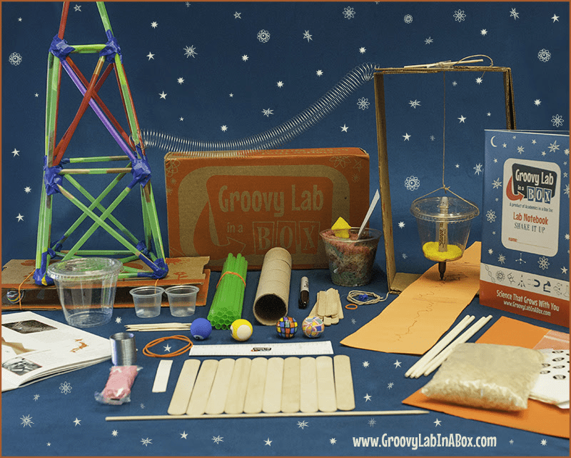 Groovy Lab In A Box January 2019 Theme Spoilers + Coupon!