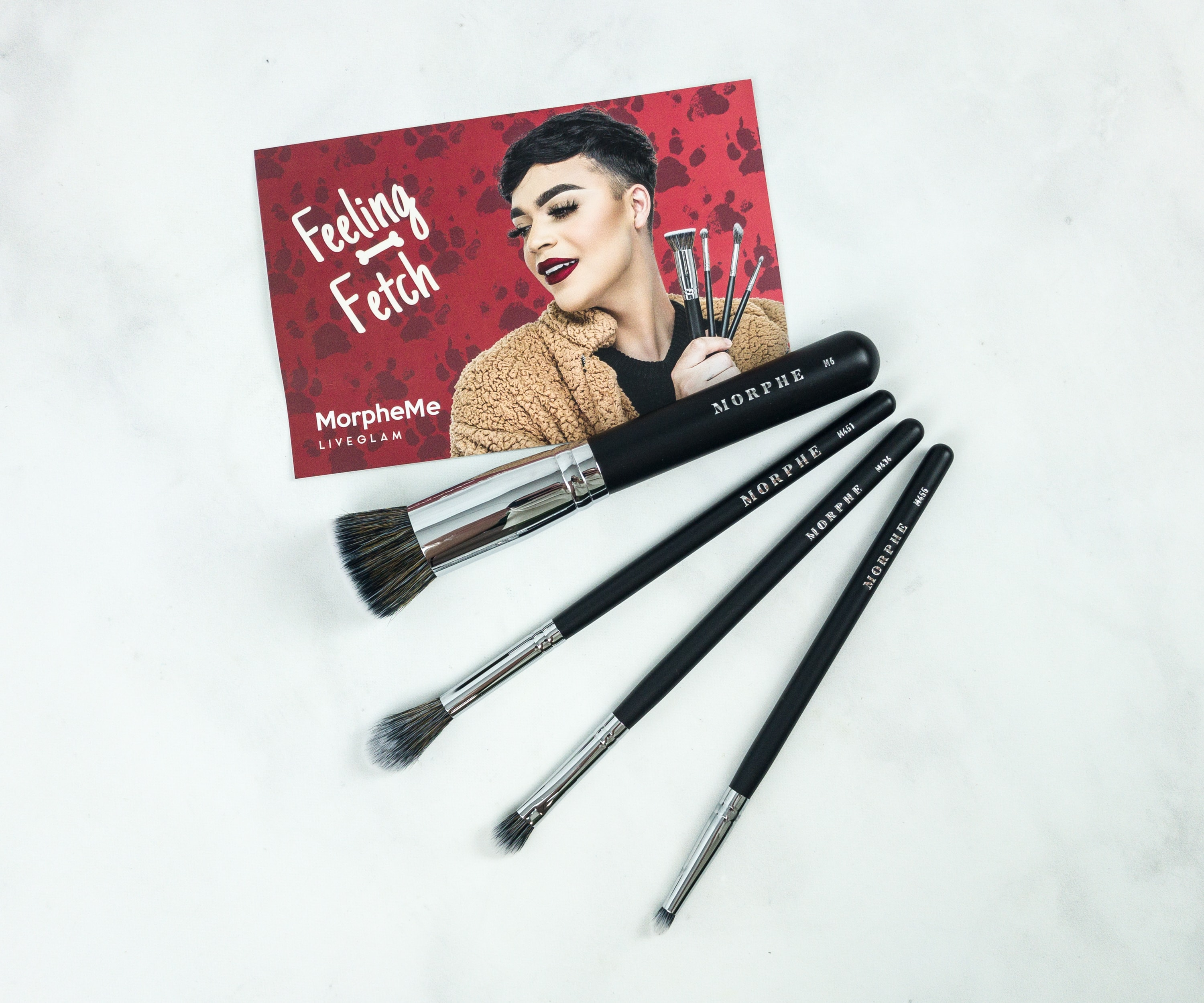 MorpheMe Brush Club January 2018 Subscription Box Review + Free Brush Coupon!
