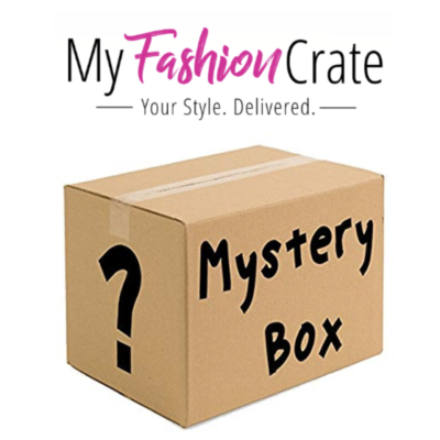 My Fashion Crate Mystery Box Sale: Get a Mystery Box For Only $34!