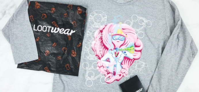 Loot For Her Subscription by Loot Crate November 2018 Review & Coupon