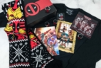 Deadpool Club Merc Winter 2018 Subscription Box Review + Coupon