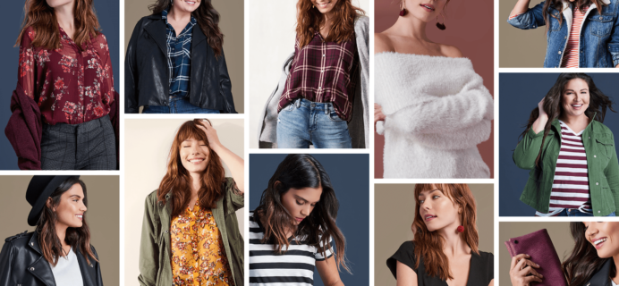 Wantable Style Edit Coupon: 50% Off Styling Fee! TODAY ONLY!