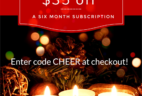My Christmas Crate Deal: Get $35 Off!