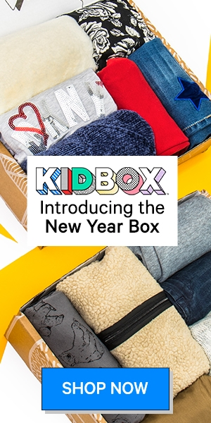 Kidbox Limited Edition New Year Box Available Now + Coupon!