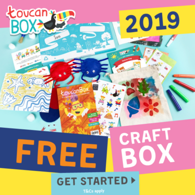toucanBox Coupon: Get Your First Box Free!