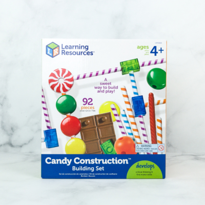 Amazon STEM Toy Club November 2018 Subscription Box Review – 3 to 4 Year Old Box