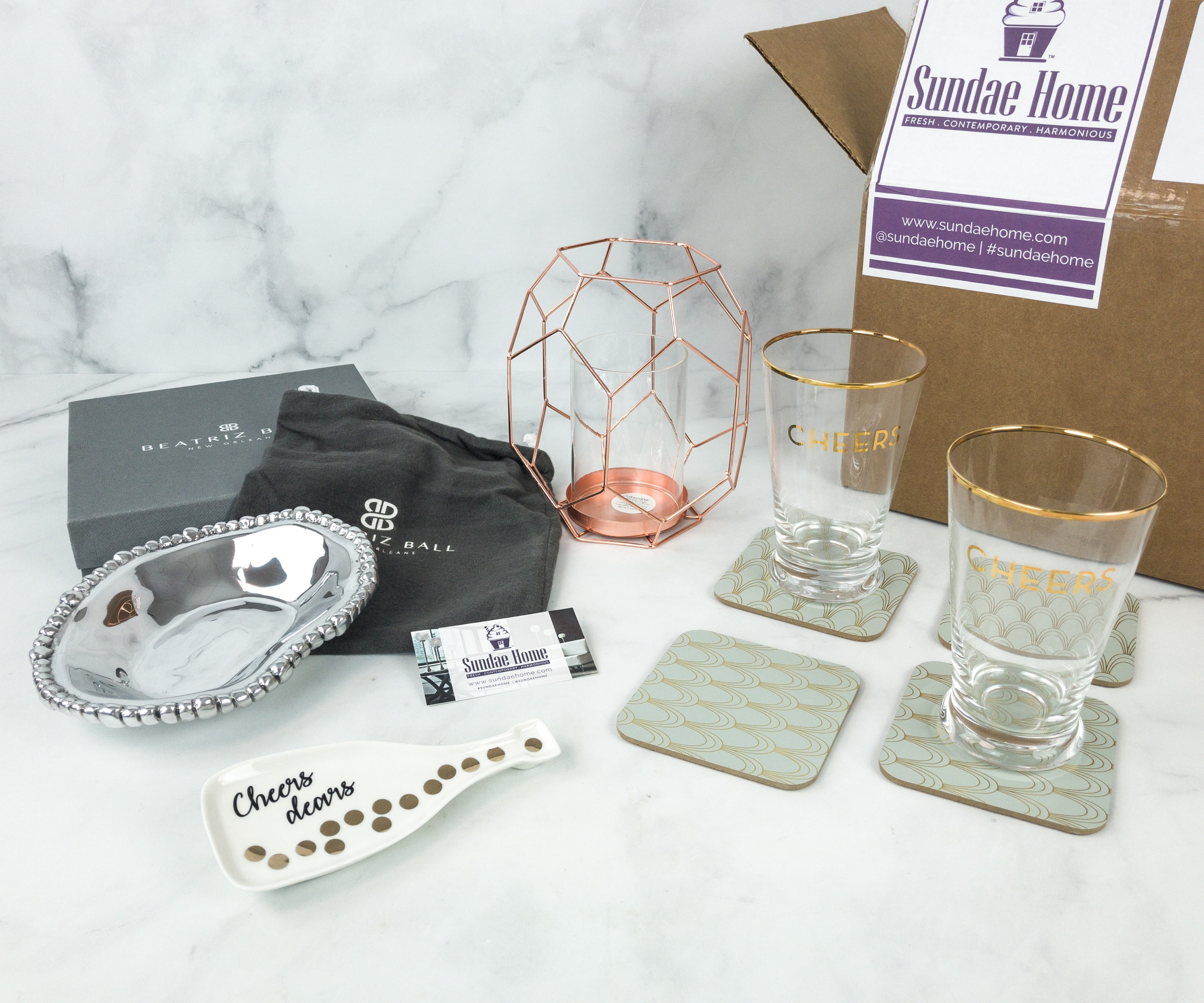 Sundae Home November-December 2018 Subscription Box Review + Coupon