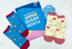 Say It With A Sock January 2019 Kids Sockscription Review & Coupon – Girls