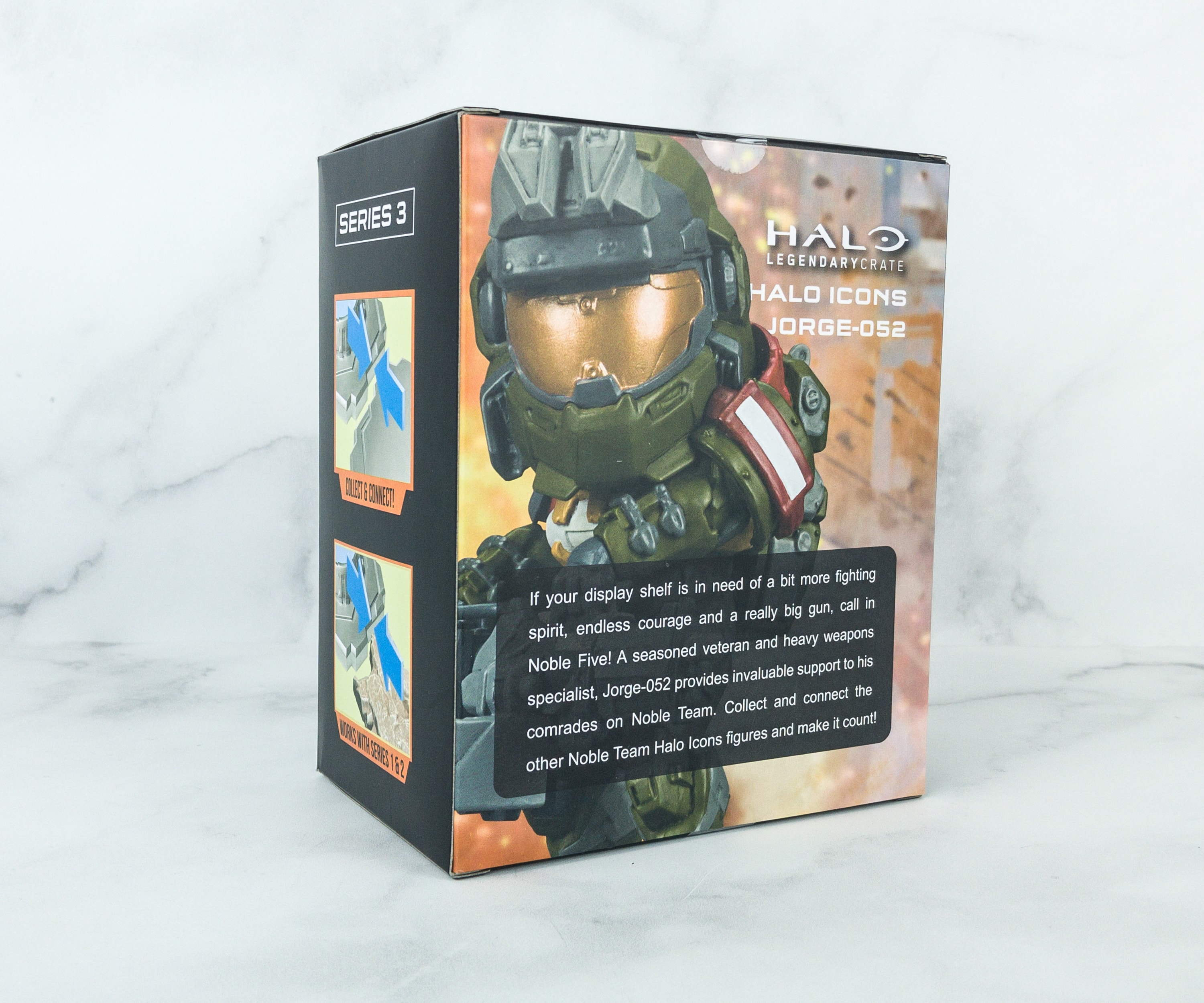 Halo Legendary Crate December 2018 Subscription Box Review +