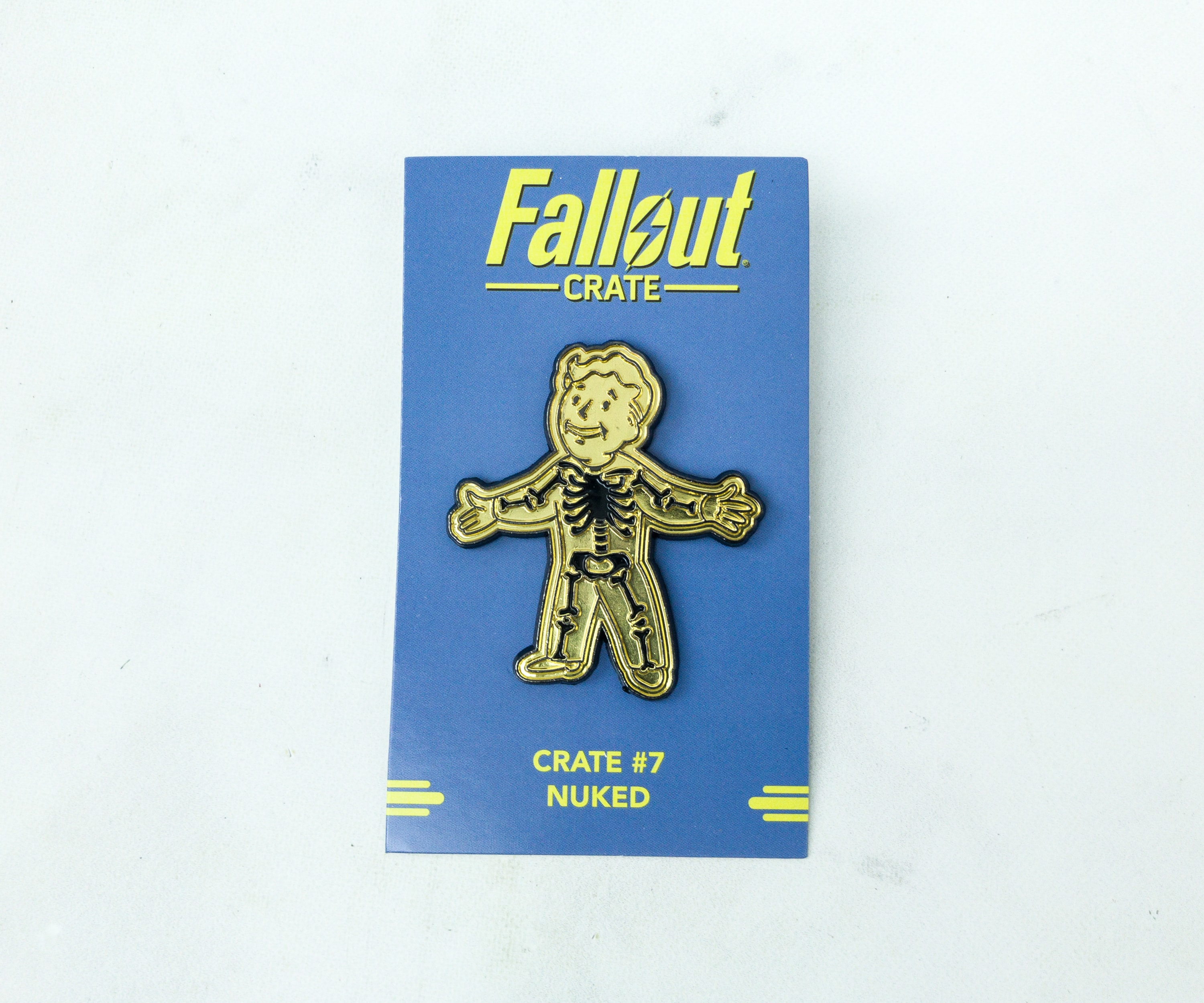 Loot Crate Fallout Crate December 2018 Review + Coupon - hello
