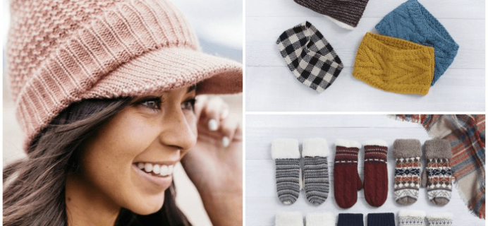 Cents of Style Grab Bags Available Now + 50% Off Coupon – as low as $13.98 Shipped!