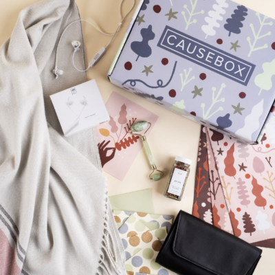 CAUSEBOX Coupon: Get FREE Spa Bundle With Your Winter 2019 Welcome Box!