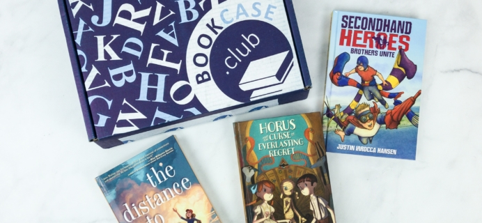 Kids BookCase Club January 2019 Subscription Box Review + 50% Off Coupon!