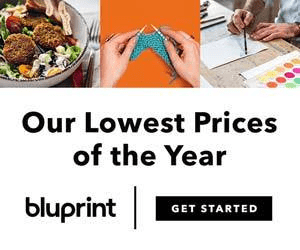 Craftsy Is Now Bluprint + Coupons!