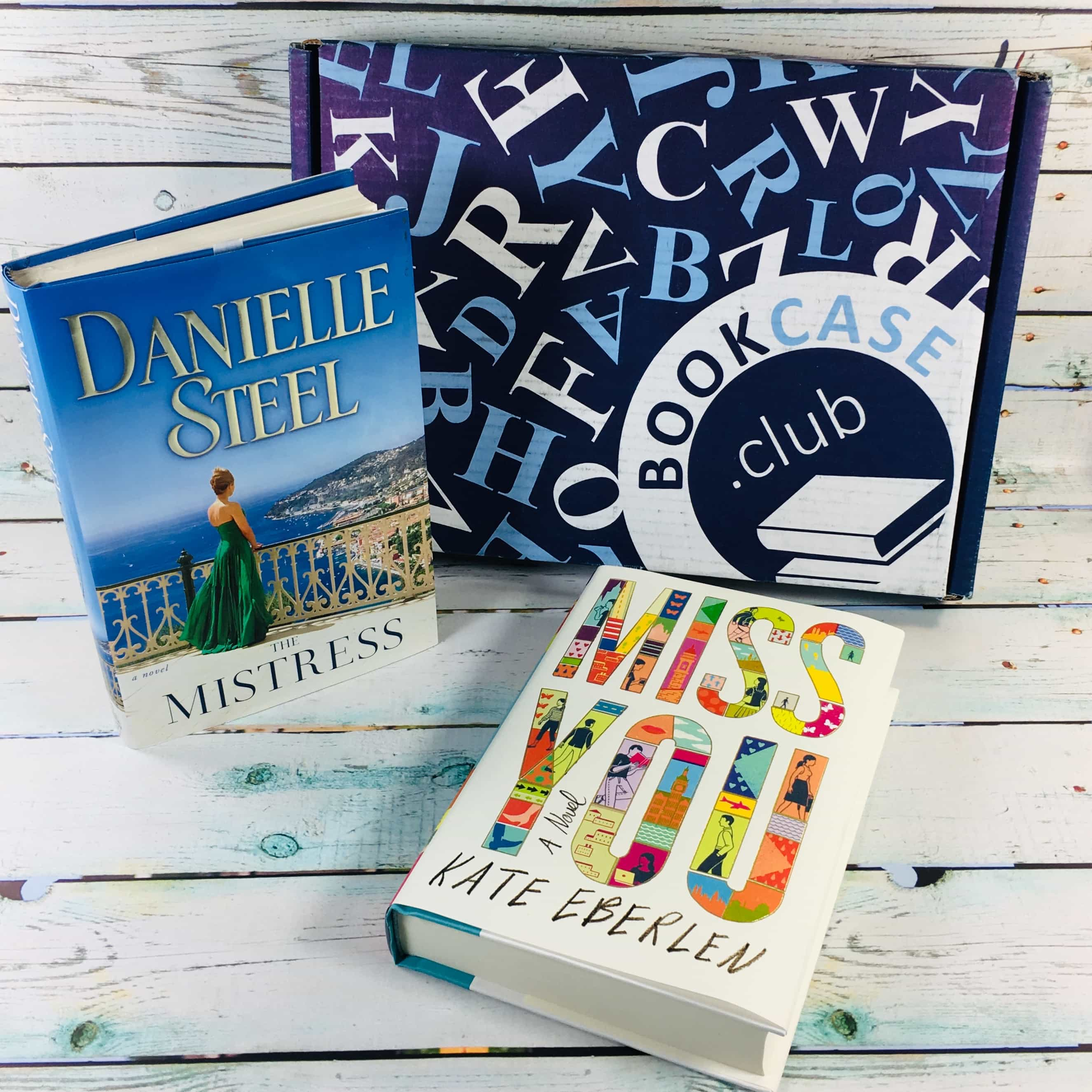 BookCase.Club January 2019 Subscription Box Review + 50% Off Coupon – Booking for Love Case