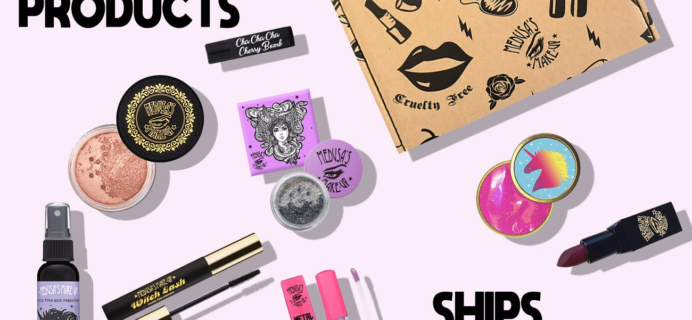 Medusa's Make-Up Beauty Box January 2019 Full Spoilers!