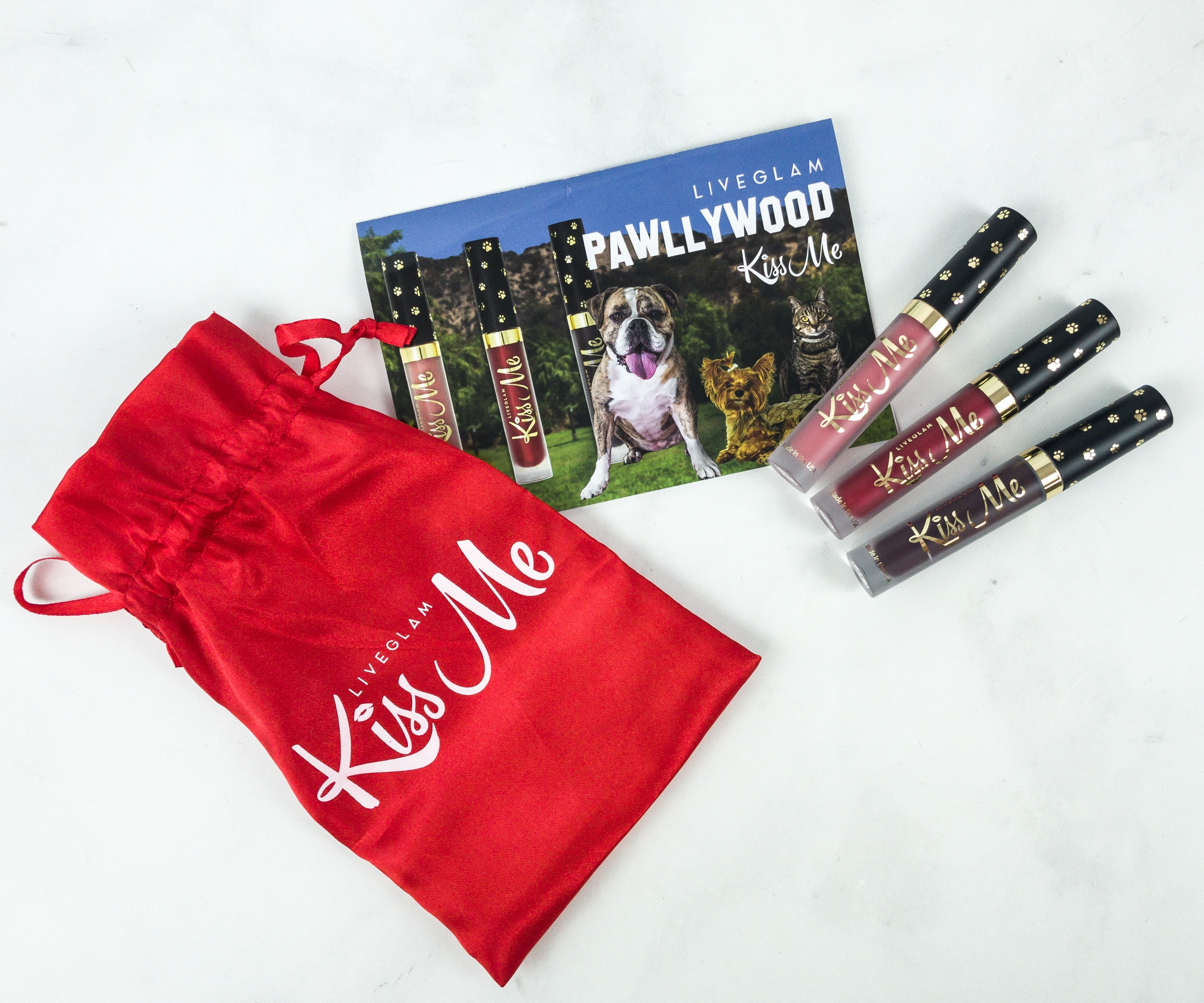 KissMe Lipstick Club January 2019 Subscription Box Review + FREE Lipstick Coupon!