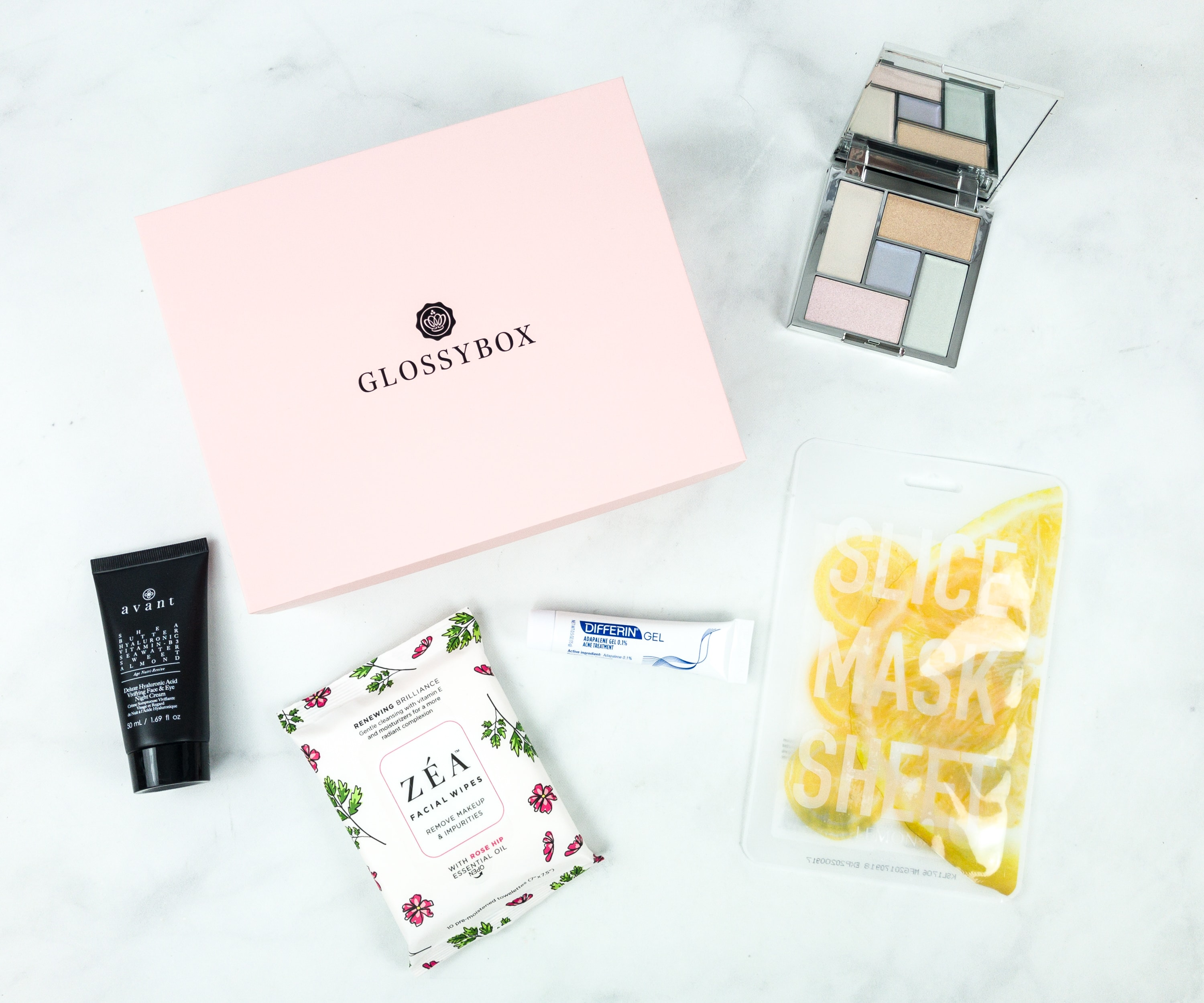 January 2019 GLOSSYBOX Subscription Box Review + Coupon