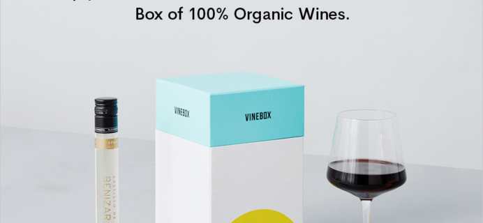VINEBOX A Toast To Organic Wines Edition Available For Preorder Now + Spoilers!