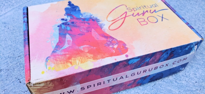 Spiritual Guru February 2019 Subscription Box Review