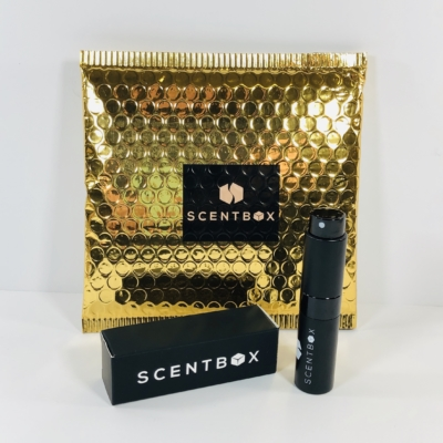 Scent Box January 2019 Subscription Box Review + 50% Off Coupon!
