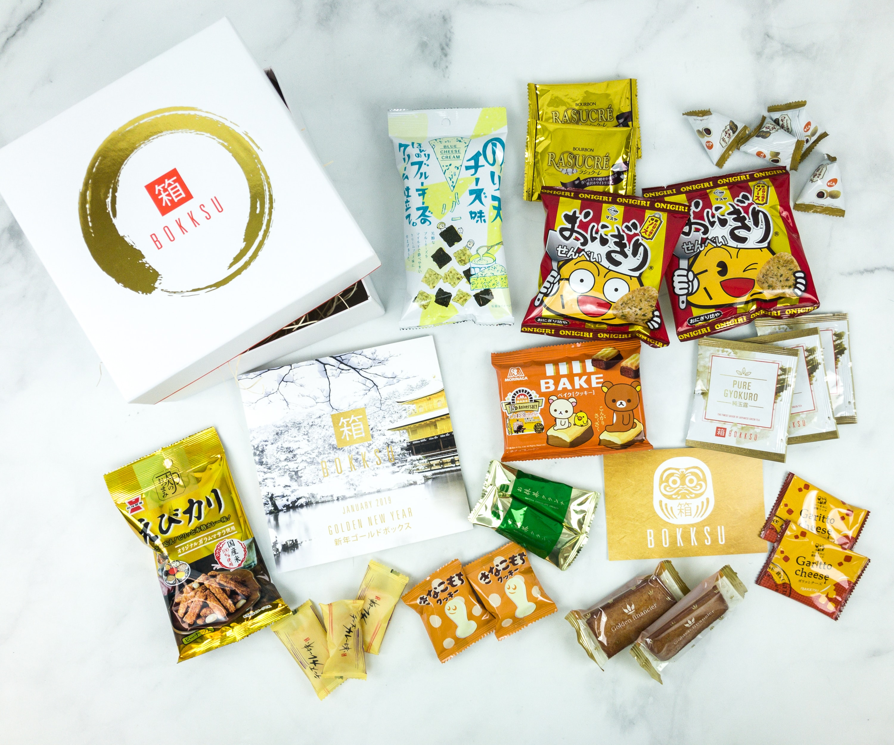 Bokksu January 2019 Subscription Box Review + Coupon