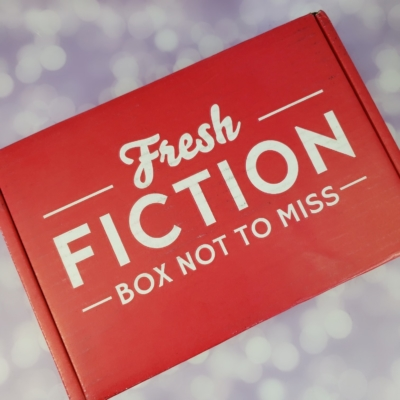 Fresh Fiction Box December 2018 Subscription Box Review + Coupon