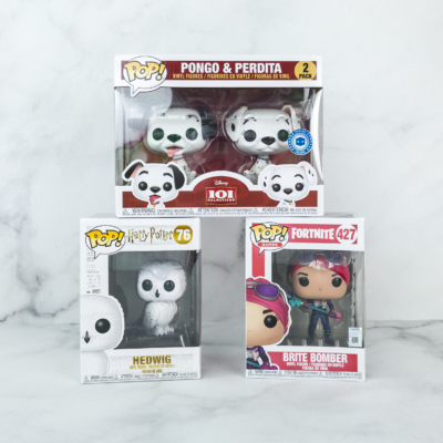Pop In A Box January 2019 Funko Subscription Box Review & Coupon