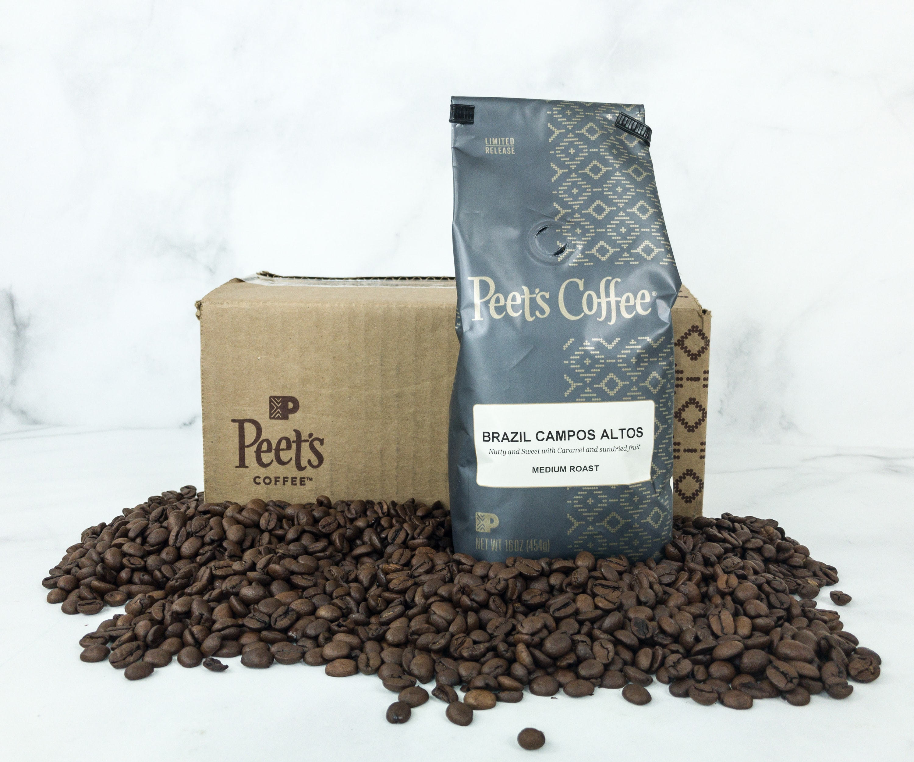 Peet's Coffee Explorer Series January 2019 Subscription Box Review