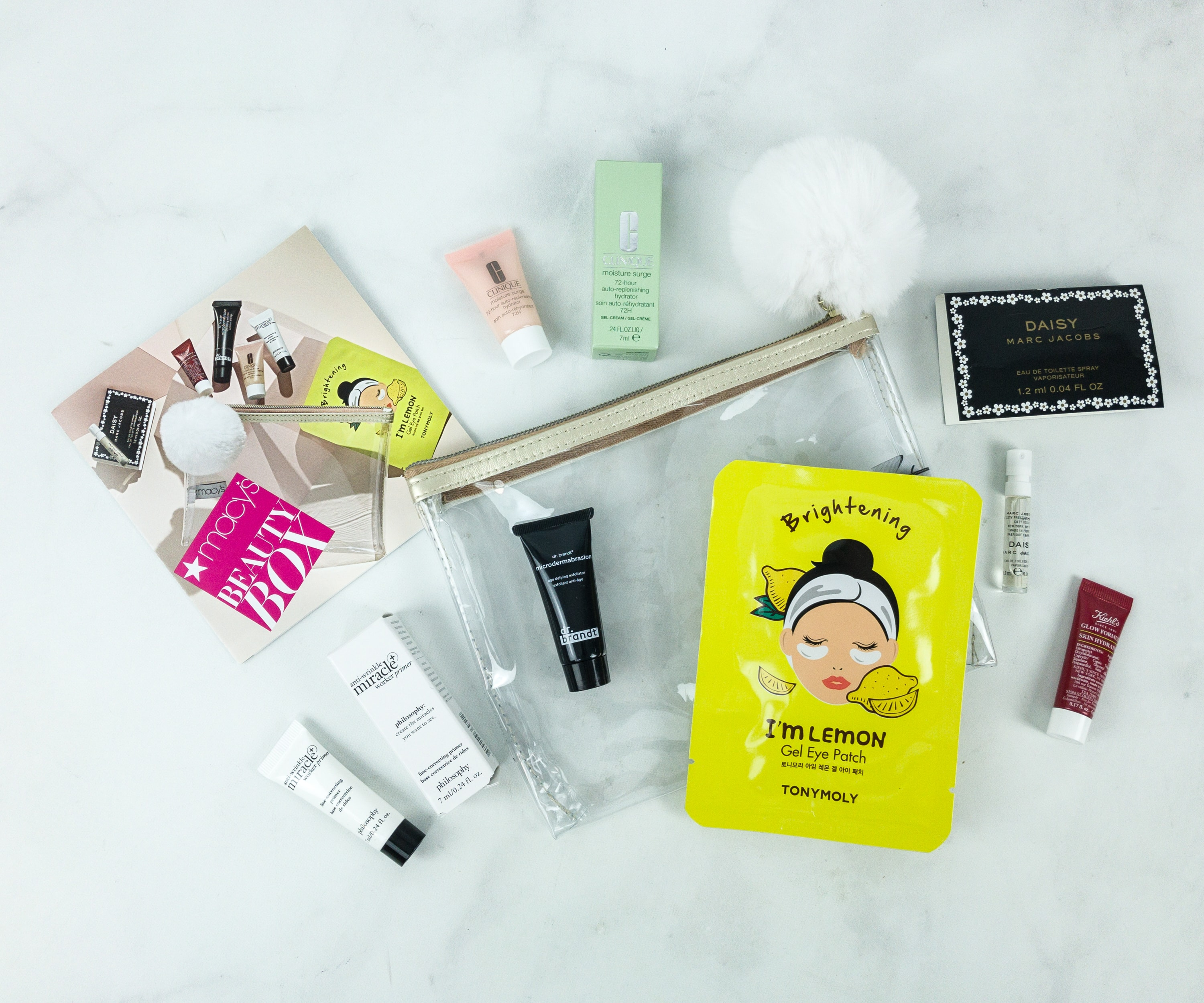 Macy's Beauty Box January 2019 Subscription Box Review