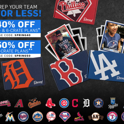 Sports Crate MLB Coupon: Save Up To 50% Off!