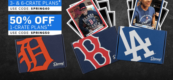 Sports Crate MLB Coupon: Save Up To 50% Off – LAST DAY!