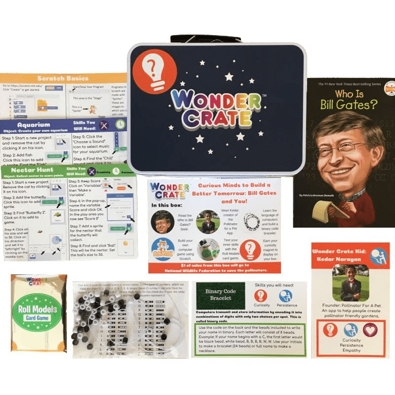 Wonder Crate February 2019 Spoilers + Coupon!