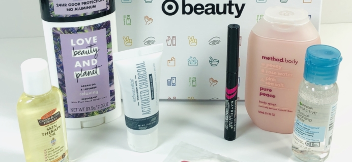 Target Beauty Box Review January 2019 – HELLO FLAWLESS BEAUTY FINDS!
